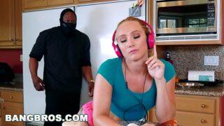 free hd sex bangbros network AJ Applegate tight pussy behind BF's back